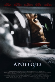 cartaz de Apollo 13 - Do Desastre ao Triunfo