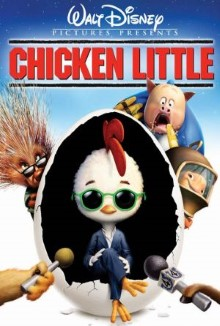 cartaz de O Galinho Chicken Little