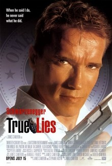 cartaz de True Lies
