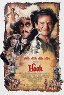 cartaz de Hook - A Volta do Capit�o Gancho