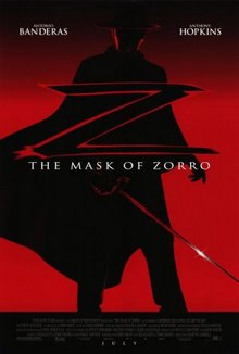 cartaz de A Máscara do Zorro
