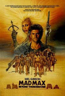 cartaz de Mad Max - Al�m da C�pula do Trov�o