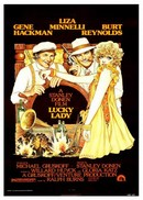 cartaz de Os Aventureiros do Lucky Lady