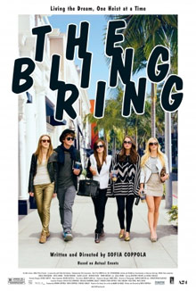 cartaz de Bling Ring: A Gangue de Hollywood