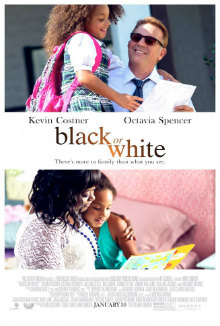 cartaz de Black or White