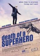 cartaz de A Morte do Super-Her�i