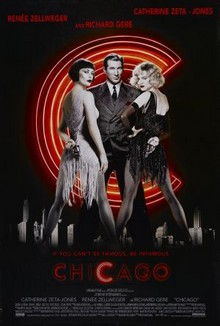 cartaz de Chicago