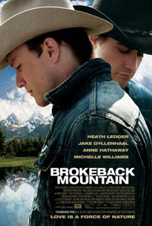 cartaz de O Segredo de Brokeback Mountain