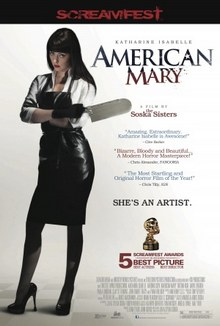 cartaz de American Mary