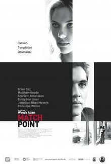 cartaz de Ponto Final: Match Point