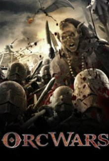 cartaz de Orc Wars