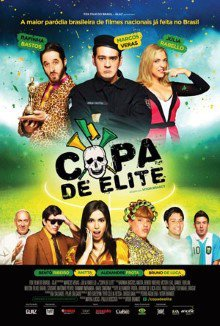 cartaz de Copa de Elite