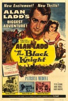 cartaz de O Espadachim Negro