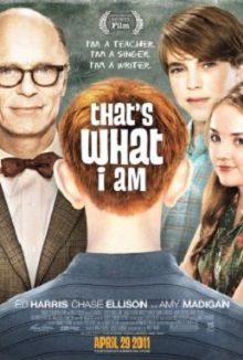 cartaz de That's What I Am