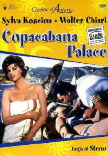 cartaz de Copacabana Palace