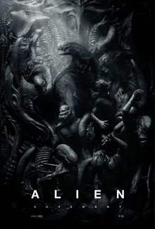 cartaz de Alien: Covenant