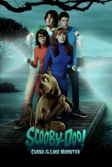 cartaz de Scooby-Doo e a Maldição do Monstro do Lago