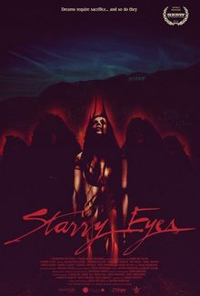 cartaz de Starry Eyes