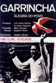 cartaz de Garrincha, Alegria do Povo
