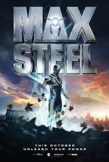 cartaz de Max Steel