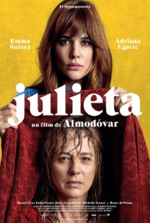 cartaz de Julieta