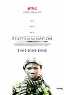 cartaz de Beasts of No Nation