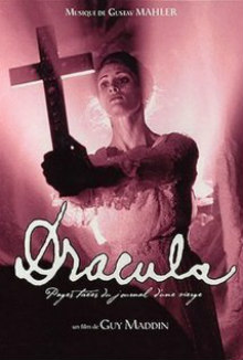 cartaz de Dracula: Pages from a Virgin's Diary