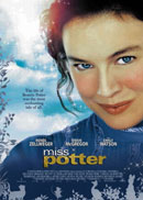cartaz de Miss Potter
