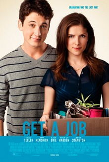 cartaz de Get a Job