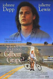 cartaz de Gilbert Grape - Aprendiz de Sonhador