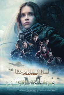 cartaz de Rogue One: Uma História Star Wars