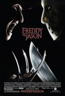 cartaz de Freddy vs Jason