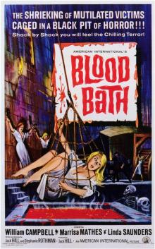 cartaz de Blood Bath