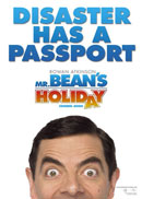 cartaz de As Férias de Mr. Bean