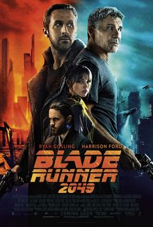cartaz de Blade Runner 2049