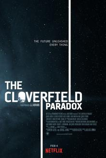 cartaz de The Cloverfield Paradox
