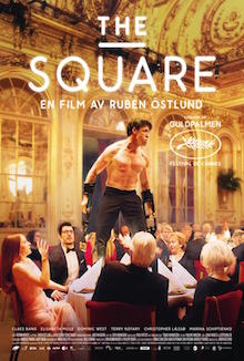 cartaz de The Square: A Arte da Discórdia
