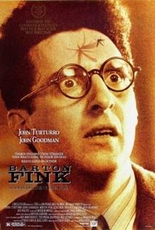 cartaz de Barton Fink - Delírios de Hollywood
