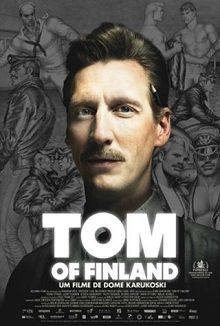 cartaz de Tom of Finland