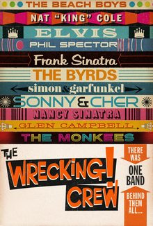 cartaz de The Wrecking Crew!