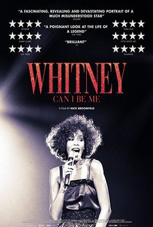 cartaz de Whitney: Can I Be Me