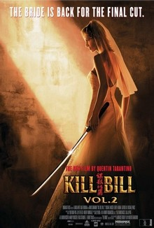 cartaz de Kill Bill - Volume 2