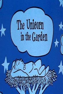 cartaz de The Unicorn in the Garden