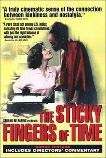 cartaz de The Sticky Fingers of Time