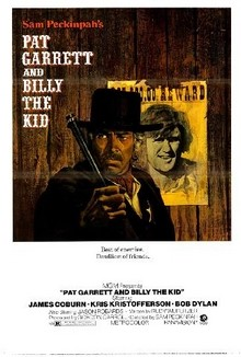 cartaz de Pat Garrett & Billy The Kid