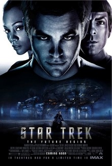 cartaz de Star Trek