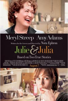 cartaz de Julie & Julia