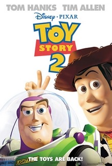 cartaz de Toy Story 2