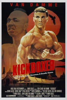 cartaz de Kickboxer - O Desafio Do Drag�o