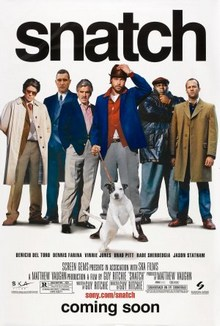 cartaz de Snatch - Porcos e Diamantes